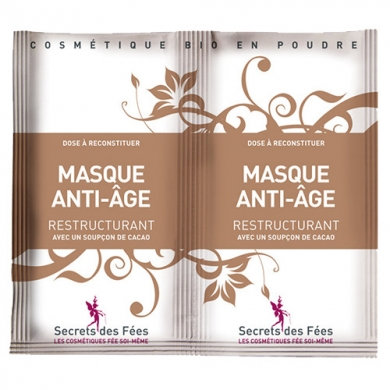 Masque anti-âge restructurant (2x4.5g)