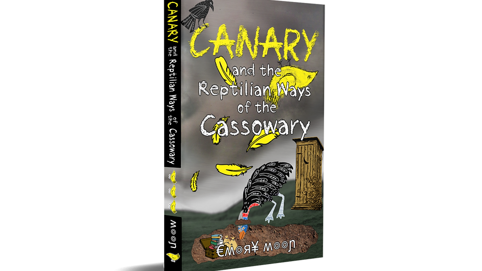 Canary and the Reptillian Ways of the Cassowary