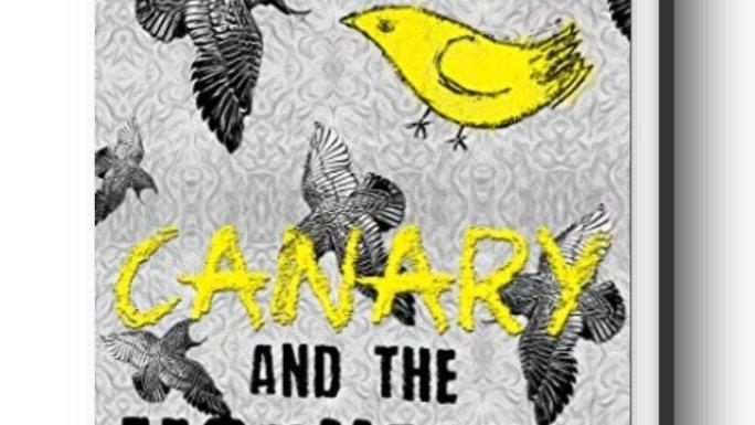 Canary and the Mothman (Hardback)