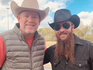 "December ""Back Roads Conversation"" with Cody Jinks."