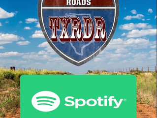 TXRDR Playlist for The Week of October 13th, 2019.