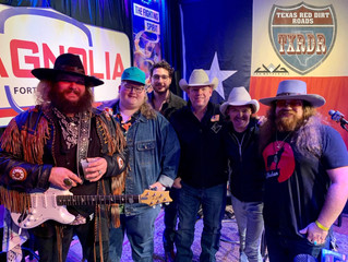 The Moonpies, Joshua Ray Walker, Judson Cole and Copper Chief Set The Table for TXRDR 2019.