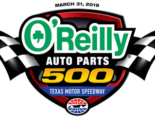 Texas Red Dirt Roads Goes Racin' At Texas Motor Speedway this Week.