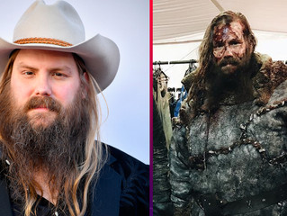 Chris Stapleton Set To Receive All The Emmy's and Golden Globes.