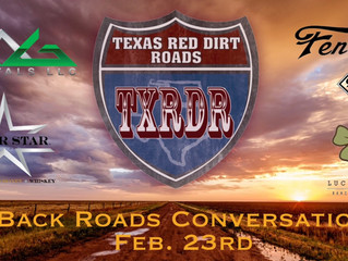 TXRDR Back Roads Conversations Shows Returning for 2021