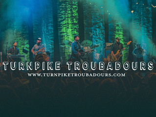 Turnpike Troubadours Forced to Cancel Shows and Step Away Again