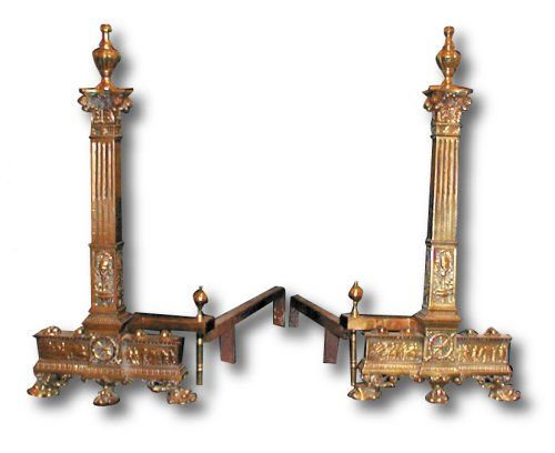 English Cast Brass