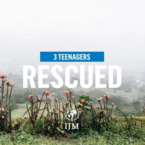 IJM 3 teens rescue Dominican-sq.png