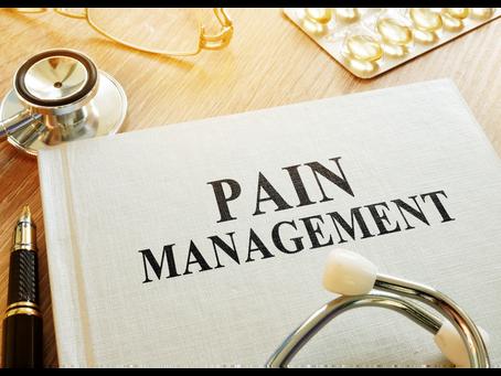 CHRONIC PAIN: MEDS💊 VS. REPS🏃♀️