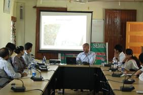 Workshop on Drug Abuse in KU