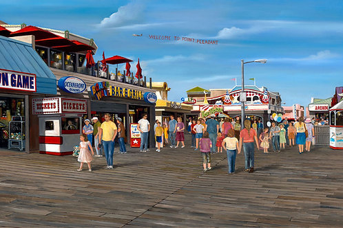 The Boardwalk- Point Pleasant
