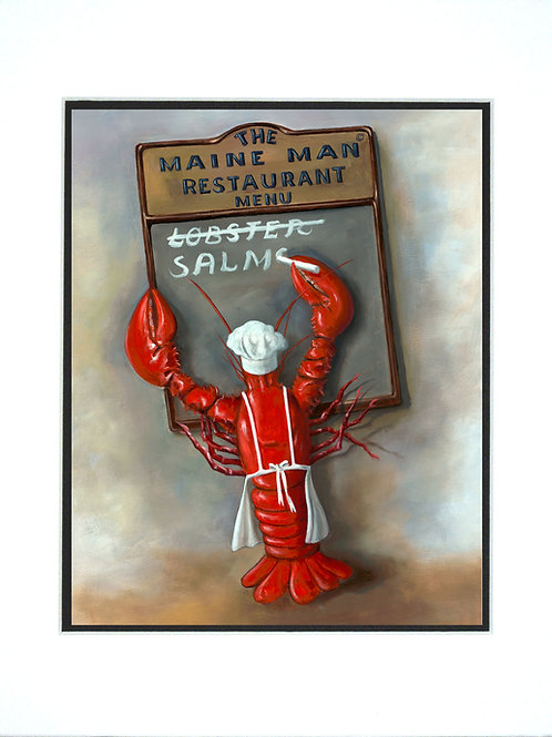 Maine Man Lobster and Maine Man Restaurant Collection