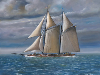 New from H. Hargrove The Clipper Ship