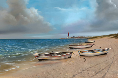 the Coast of Barnegat