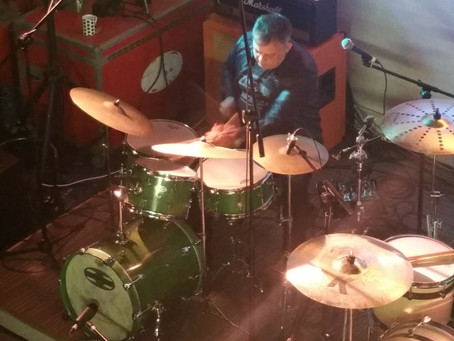The Cambridge Drum Factory Open Day Goes Off With Lots of Bangs!