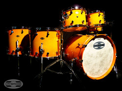 Cambridge Drums Sunburst Kit