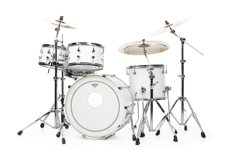 Cambridge Drums White Beech Kit
