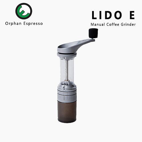OE LIDO E Hand Coffee Grinder