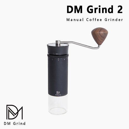 DM Grind 2 Hand Coffee Grinder