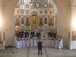"""IX Международный фестиваль духовной музыки """"Хрустальная часовня"""""""