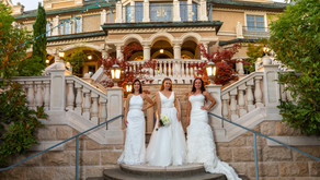 Styled Bridal Photo Shoot at Belle Fiore
