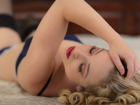 Five reasons why YOU deserve a boudoir photo shoot