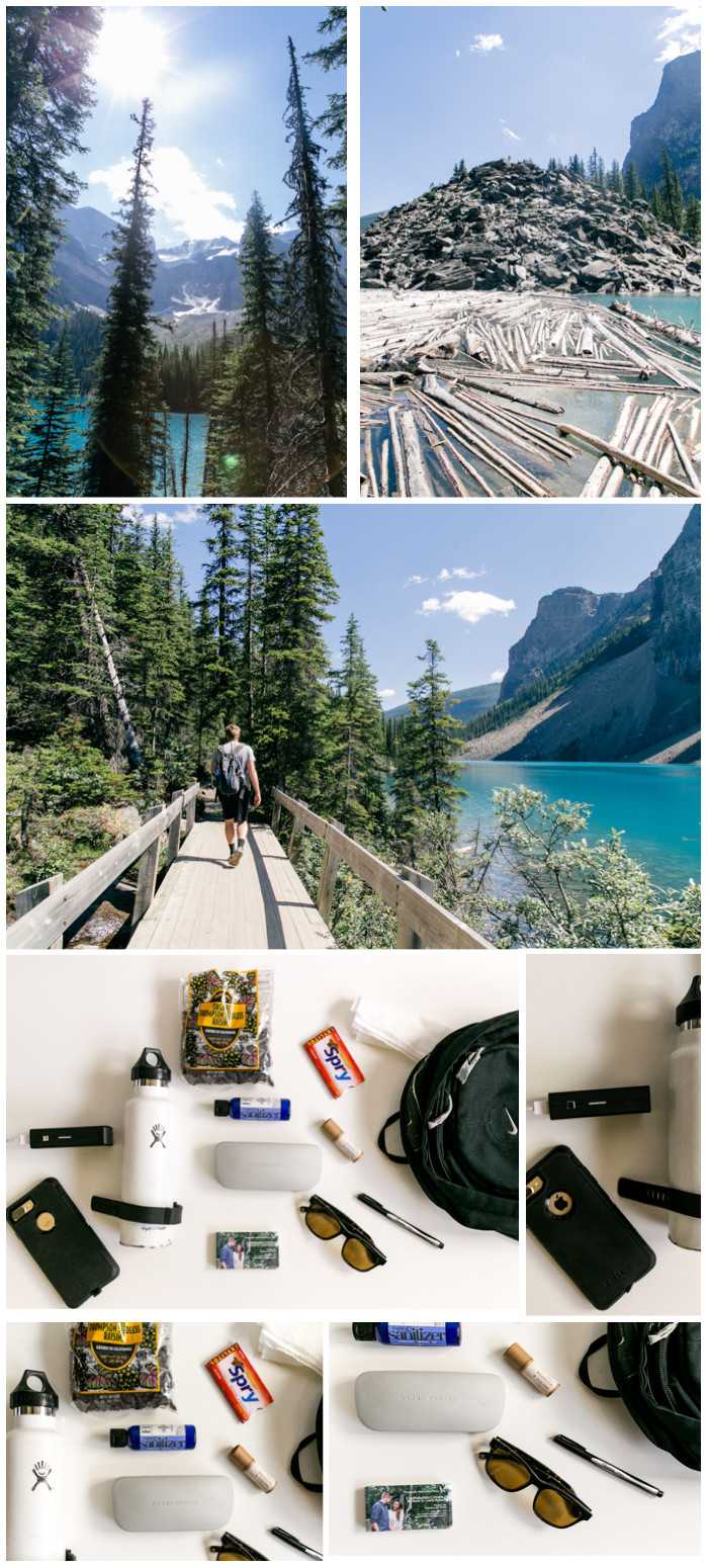 hike & walk essentials