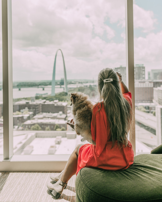 Where to stay in St. Louis, A Luxury Getaway at the Four Seasons