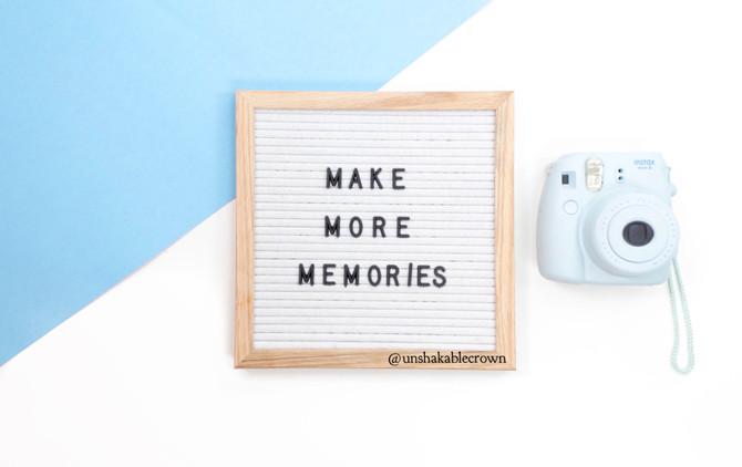 Make More Memories