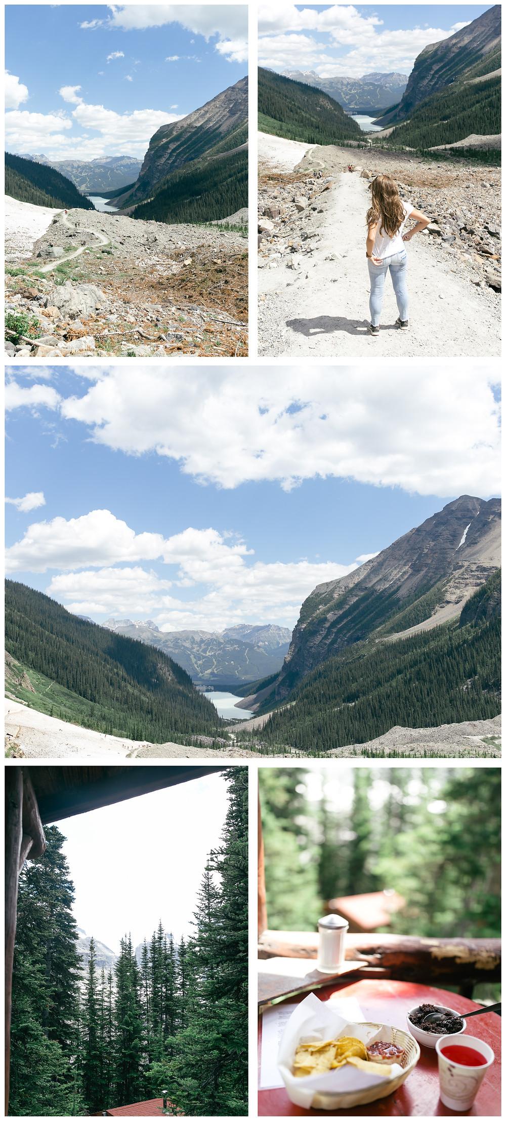 Plain of Six Glaciers Tea House, Banff