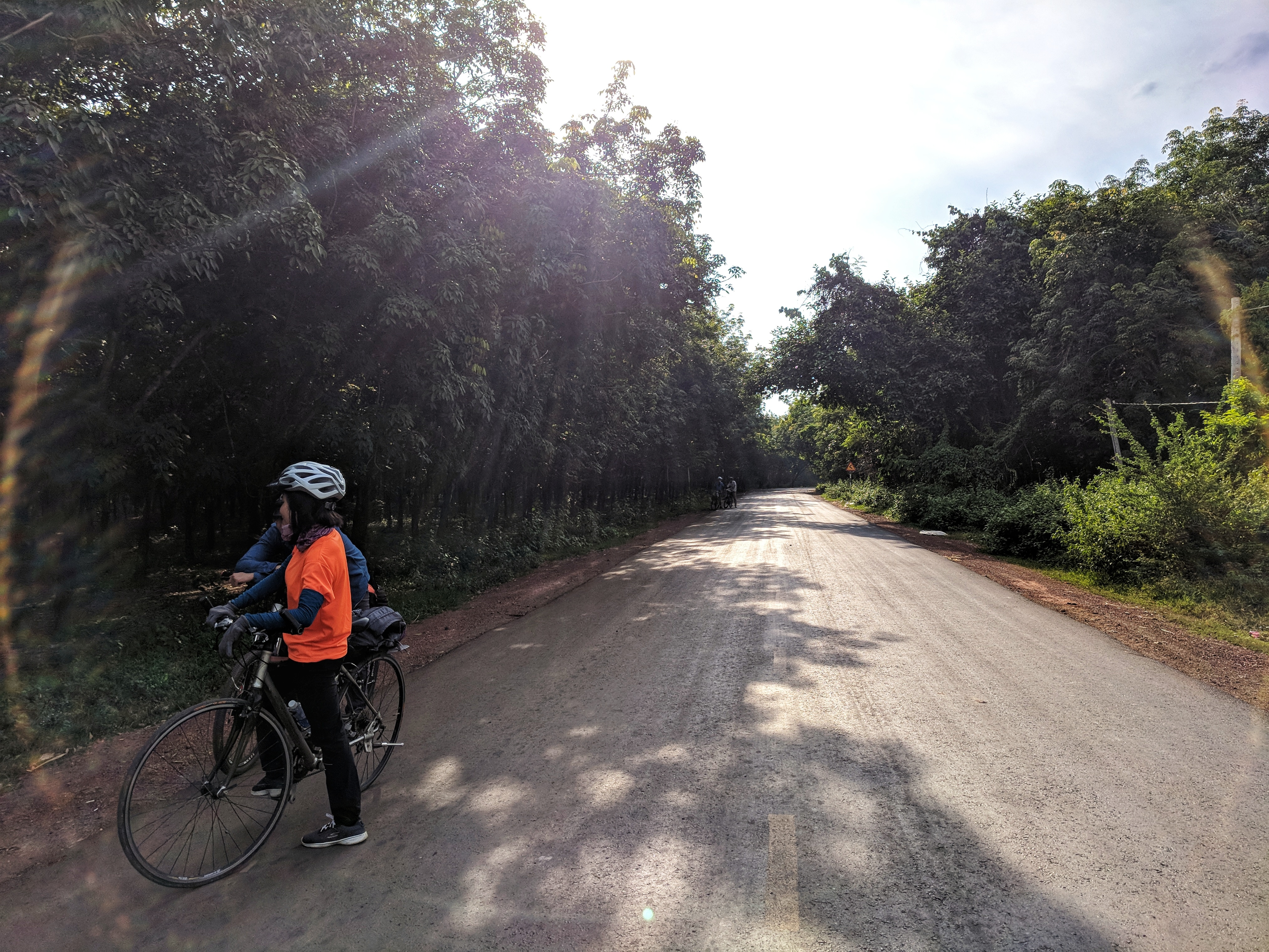 Tay Ninh Bike Route, Vietnam