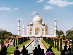 Cảm ơn Taj Mahal