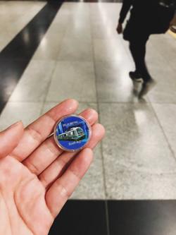 Token metro bển nè
