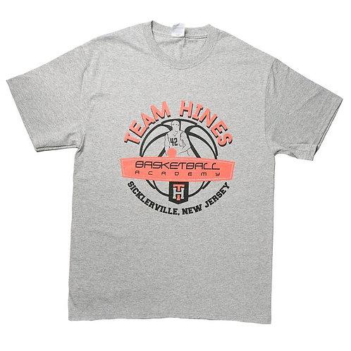 Team Hines Basketball Logo T-Shirt