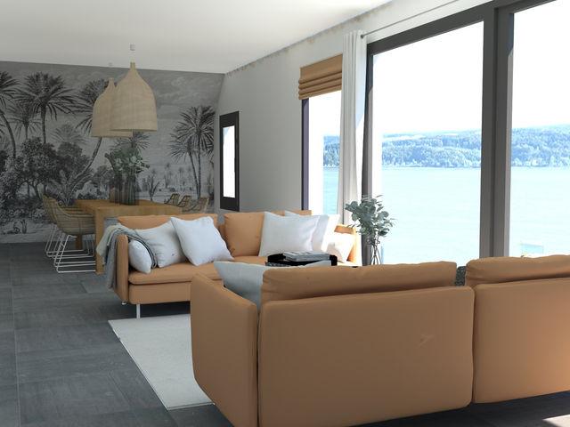 décoration d'intérieur, architecture intérieure, Nice