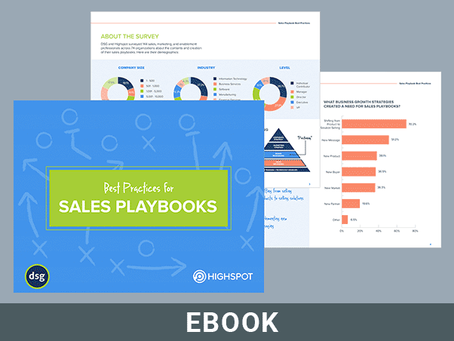 Best Practices for Sales Playbooks