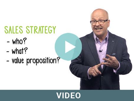 Sales Strategy Alignment