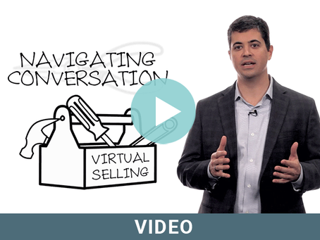 Selling in a Virtual World