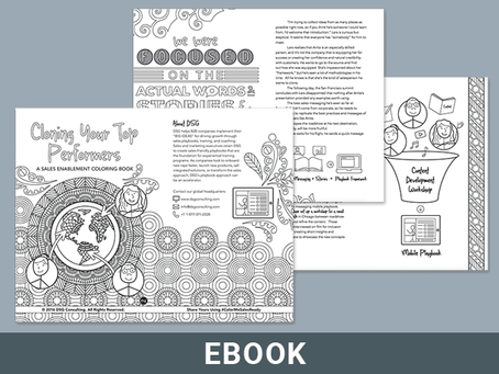 Coloring Book: Cloning Your Top Performers