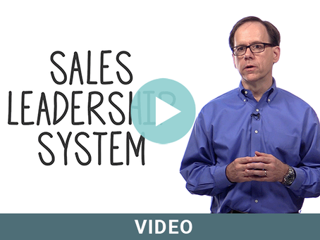 Sales Leadership System