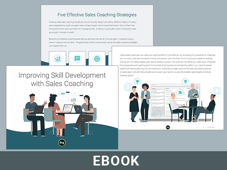 How to Improve Skill Development with Sales Coaching