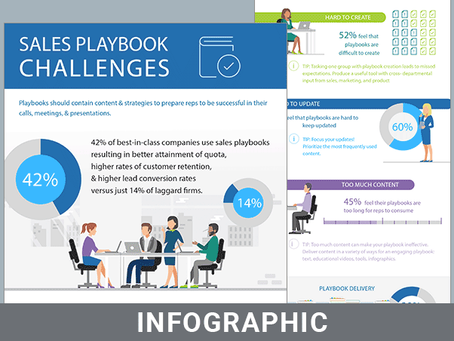Sales Playbook Challenges