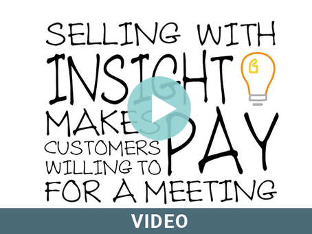 Sales Playbooks for Leading with Insight