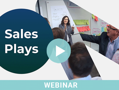 Sales Plays: The Future of Sales Enablement