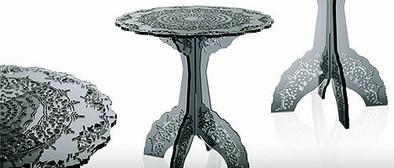 طاولات ليزر