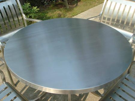 طاولة ستانلس