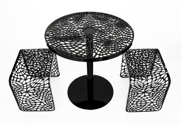 طاولة ليزر