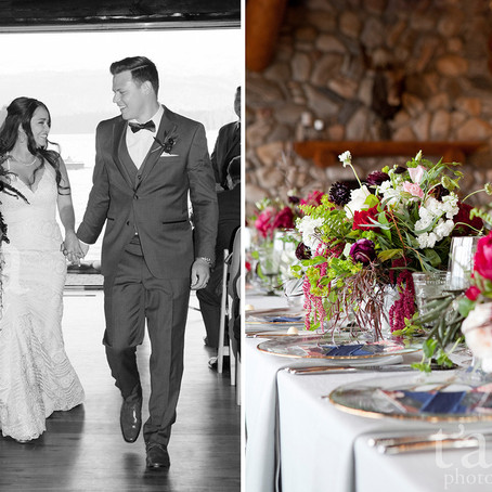 Destination Wedding, Shore Lodge, McCall, Idaho / McCall Wedding Photographer