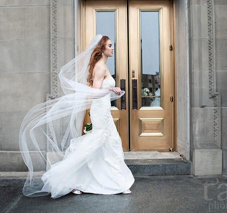Boise Winter Wedding with Erin and Jim / Boise Wedding Photographer
