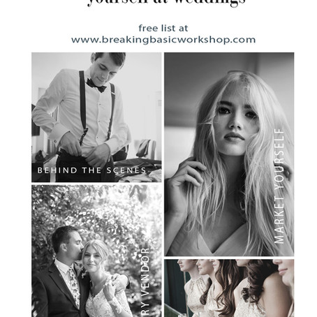 Top 5 Ways Photographers Can Market Themselves At Weddings   Boise Wedding Photographer
